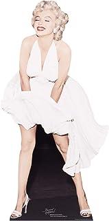 Marilyn Monroe - Figura para modelismo (Star Cutouts SC279)