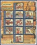 Miniature sheet Stamps of India Jayadeva & Geetagovinda Miniature