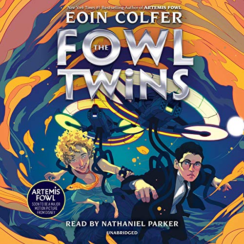 Couverture de The Fowl Twins
