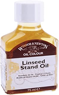 Winsor and Newton 75-Milliliter Linseed Stand Oil