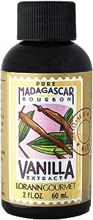 LorAnn Oils Pure Madagascar Vanilla Extract-2-Ounce