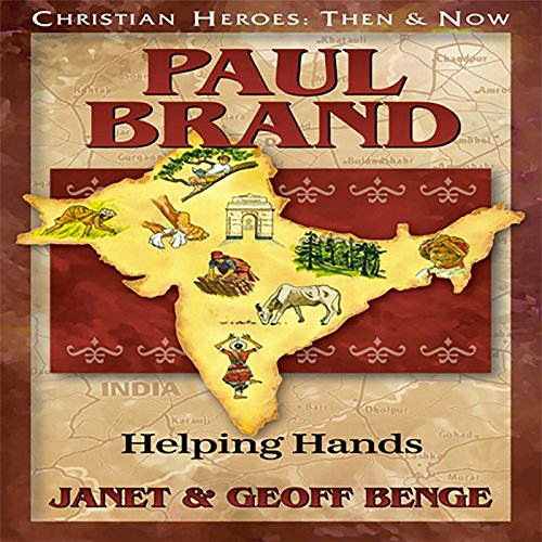 Paul Brand: Helping Hands audiobook cover art