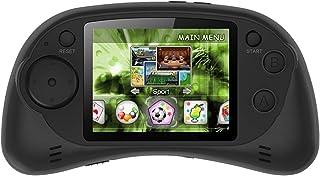 "IQ Toys Handheld Portable Digital Screen 200 Preloaded Games , 2.7"" Color Display Black"