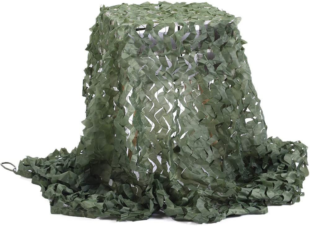 NXFGJ Topics on TV Camouflage Net Sunscreen Camo High quality new Sun Mesh Shade Netting A