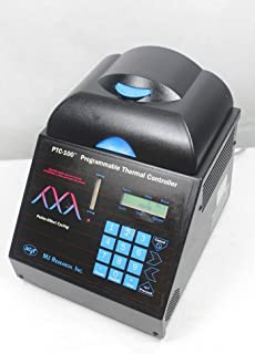 MJ Research PTC-100 PCR Programmable Thermal Controller 96-Well, Thermal Cycler, 100-240 V, 50/60 Hz