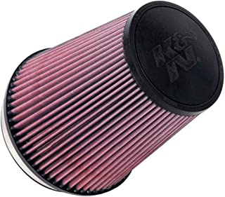 K&N RU-1020 Universal Clamp-On Air Filter