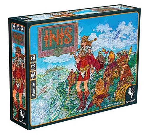Pegasus Spiele 57005G - Inis