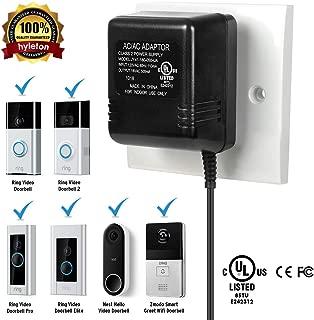 Power Supply Adapter for Ring Video Doorbell, Ring Video Doorbell 2 & Ring Video Doorbell Pro with 315