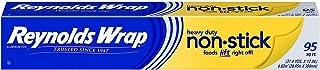 Wrap Non-Stick Aluminum Foil, 95 Square Foot Roll (Value Pack)