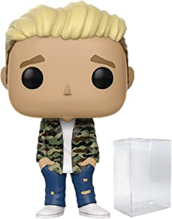 Funko Pop! Rocks: Music - Justin Bieber #56 Vinyl Figure (Includes Compatible Pop Box Protector Case)