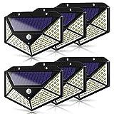 Best Solar Lights - Solar Lights Outdoor,Solar Motion Sensor Lights 100 LEDs,Security Review