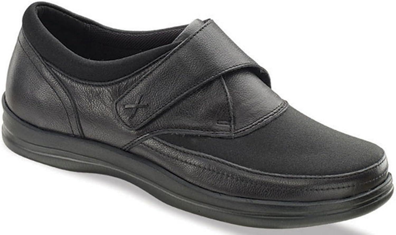 Apex Womens Women's Petals - Emmy Black Sneaker