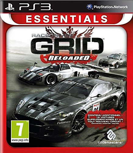 Race driver grid reloaded - essentials