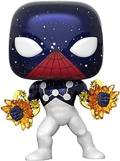 Marvel Spider-Man Captain Universe Pop! Vinyl Figure - Entertainment Earth Exclusive