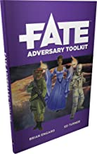 Fate Adversary Toolkit (Fate Core)