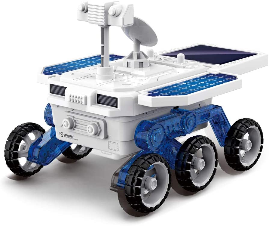 URMARVELOUS STEM Educational Toys 2021 spring and summer Recommended new Mars Building Ki Rover for Kit