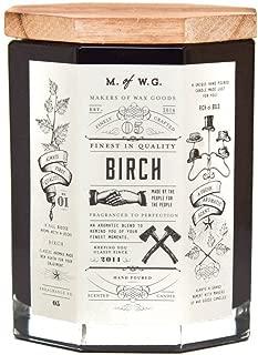 makers of wax goods birch