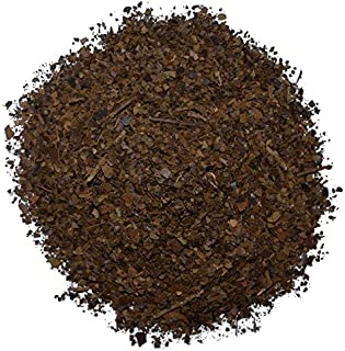 2 oz Dark Roast Yaupon Tea (loose leaf) - Lost Pines Yaupon Tea - Sustainably wild harvested yaupon, the only caffeinated plant native to North America.