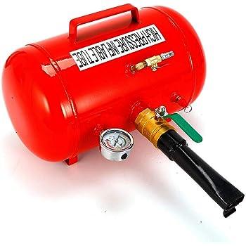 CCLIFE Pneumatici Booster,Dispositivo per gonfiaggio pneumatici 20L