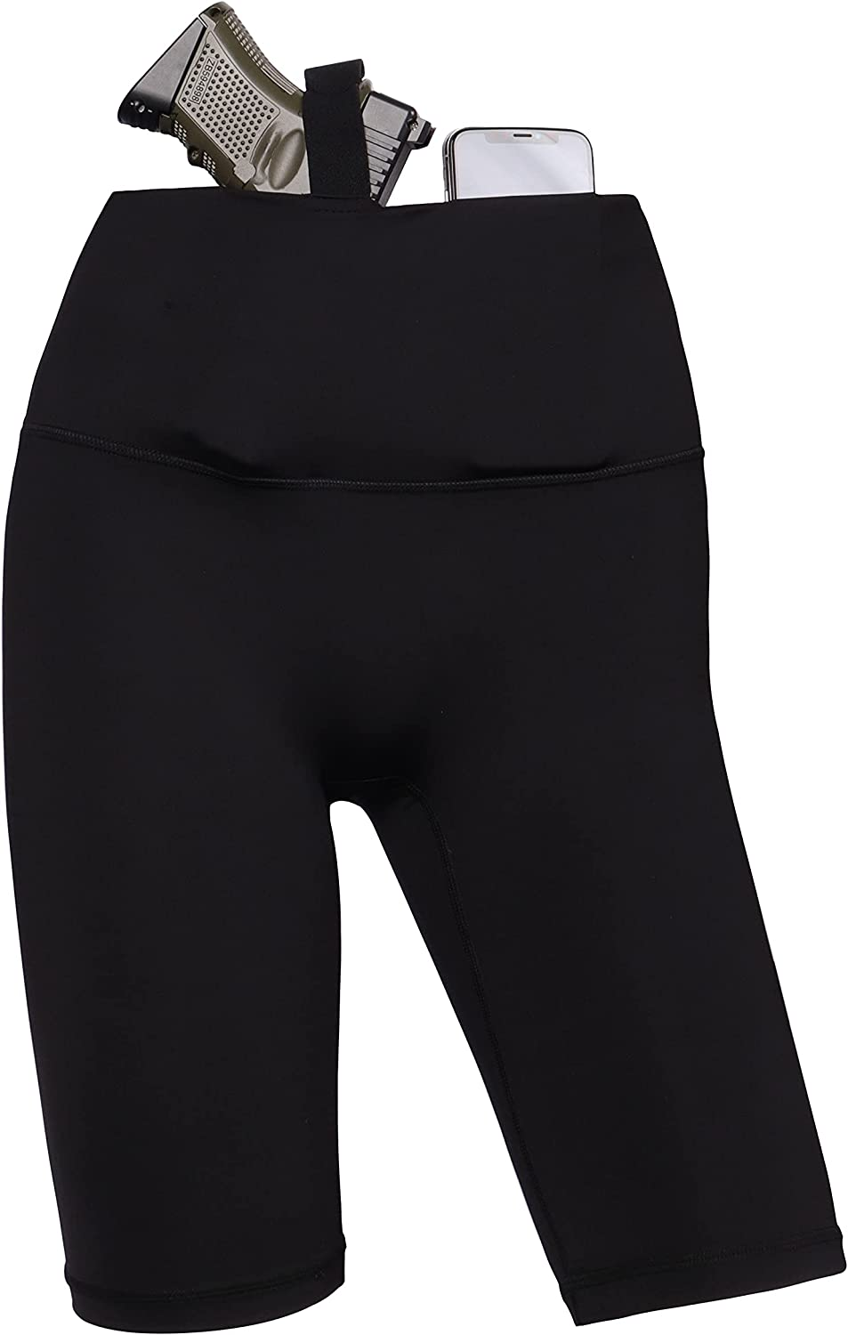 Lilcreek Women's gift 5 ☆ very popular Concealed Leggings Undercover Holster Concealme