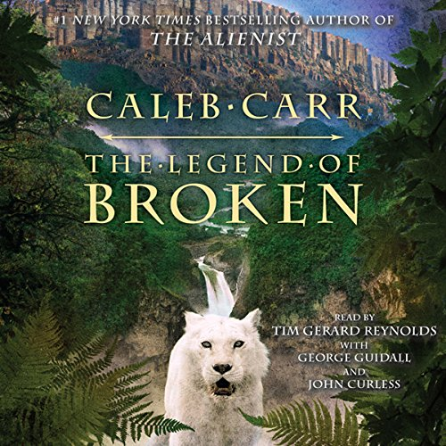 The Legend of Broken audiobook cover art