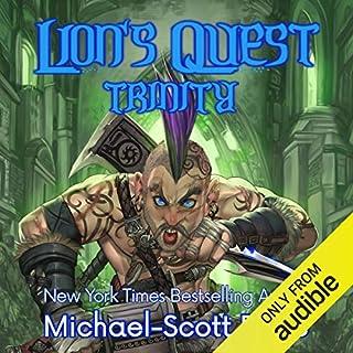 Lion's Quest: Trinity cover art