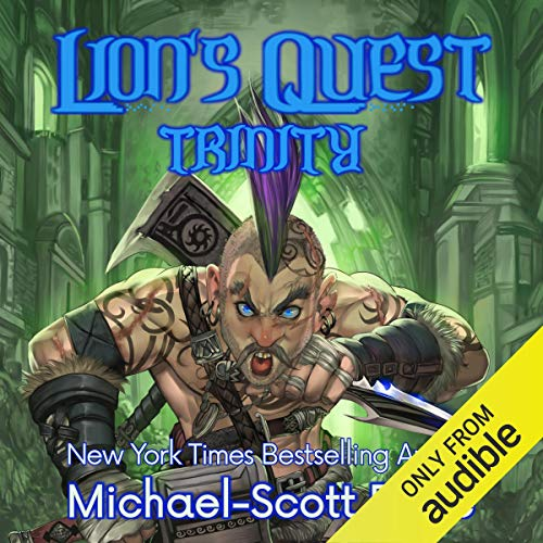 Lion's Quest: Trinity cover art