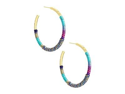 Kendra Scott Masie Hoop Earrings