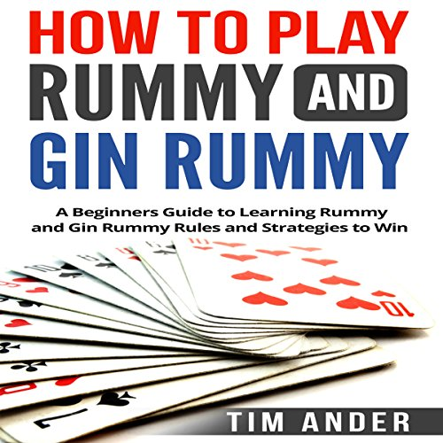 How to Play Rummy and Gin Rummy audiobook cover art