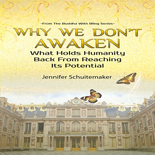 Why We Don't Awaken: What Holds Humanity Back From Reaching Its Potential audiobook cover art