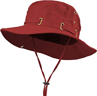 3d26a94872d Janey Rubbins Outdoor Explore Waterproof Lightweight Breathable Bush Boonie  Bucket Fishing Hat