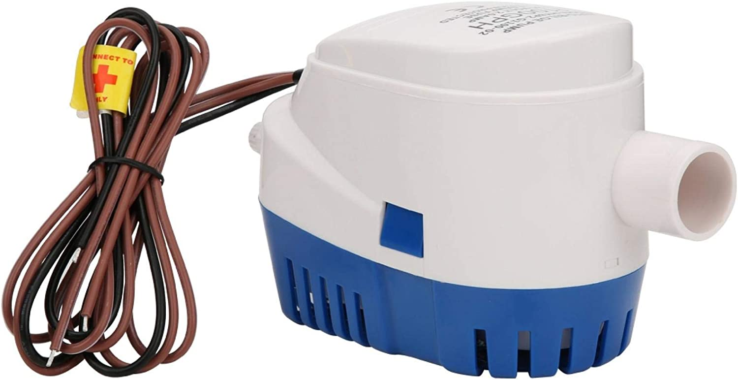 Cloudbox Automatic Bilge Pumps HYBP2-G1100-02 Al sold out. 24V National uniform free shipping Mi Yacht Water