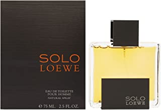 Loewe Solo Eau de Toilette Vaporisateur 75ml