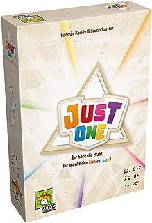 Just One RPOD0009 Spel, Tysk Version