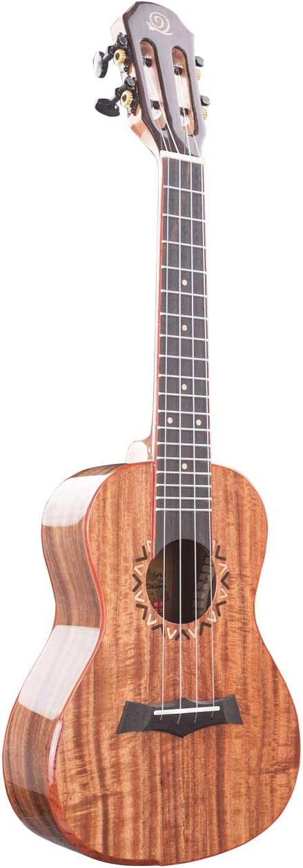 Snail Ukulele Concert Solid Flame Gl Fixed price for sale ultra-thin Ranking TOP20 and Acacia High