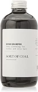Sort of Coal - Kuro Activated Charcoal Shampoo (6.76 fl oz / 200 ml)