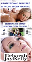 PROFESSIONAL SKINCARE & FACIALS NVQ2 Work Manual: Free 72 extra pages for 'Celebrity' Red Carpet Skincare and Bespoke Facials to suit every customer requirement