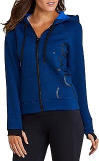 جاكيت حريمي من Calvin Klein مطبوع عليه شعار منسوج