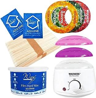 wax necessities stripless waxing kit