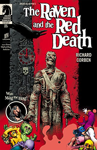 Edgar Allan Poe's The Raven and the Red Death #1 (Edgar Allan Poe's Spirits of the Dead) (English Edition)