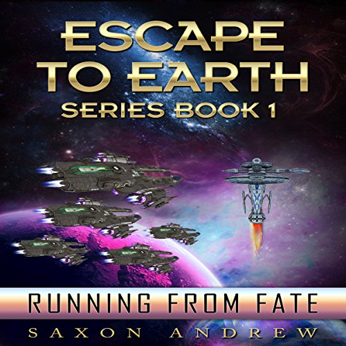 Running From Fate audiobook cover art