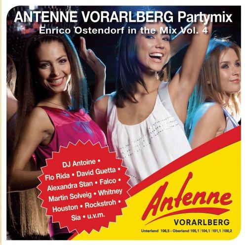 Der ANTENNE VORARLBERG Partymix Vol. 4 - Mixed bei Enrico Ostendorf