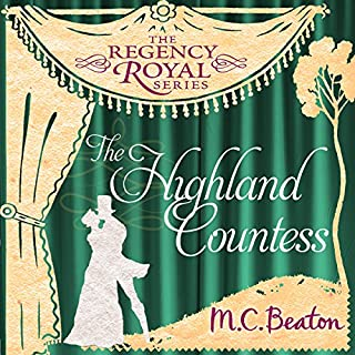 The Highland Countess cover art