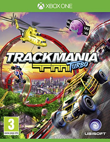 Trackmania Turbo (Xbox One) [UK IMPORT]