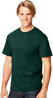 Men's Short-Sleeve Beefy T-Shirt with Pocket