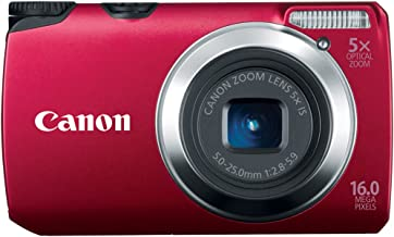 Best canon powershot a3300 is 16.0 mp digital camera Reviews