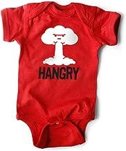 WRYBABY Funny Baby Bodysuit | Hangry