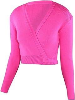 Intermezzo Elisa - Giubbotto fasciatoio, da bambina, in jersey 6000, 100% acrilico, prodotto in Spagna
