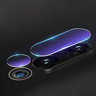 Ebogor [10 st] Skärmskydd för Xiaomi RedMi K20 Pro, 2,5D Transparent bakre kameralinslinserad glasfilm