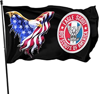 Bd4ArmyStore Eagle Scout Male Flag 3x5 Ft